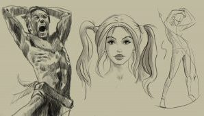 ANATOMY FOR FIGURE DRAWING MASTERING THE HUMAN BODY