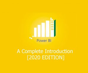 MICROSOFT POWER BI – A COMPLETE INTRODUCTION [2020 EDITION]